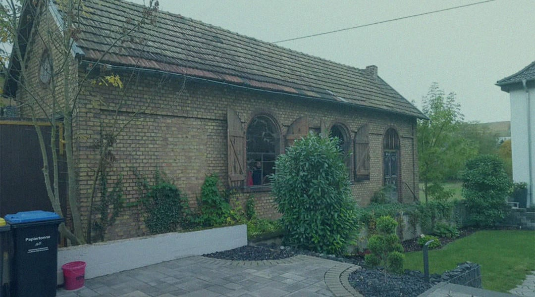Saving a Forgotten Synagogue in Guldental